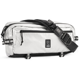 Chrome Kadet Nylon Messenger Bag chromed/aluminium